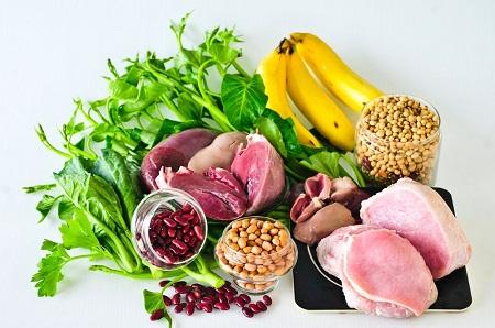 ویتامین B6 و نحوه مصرف آن vitaminb6