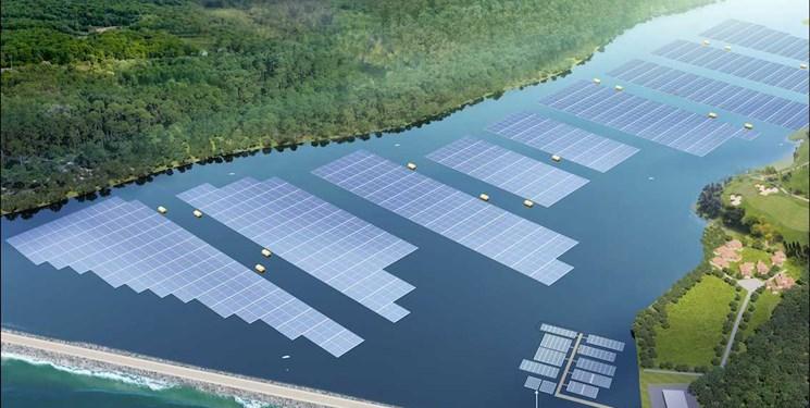 تولید برق با بزرگترین مزرعه خورشیدی در اندونزی