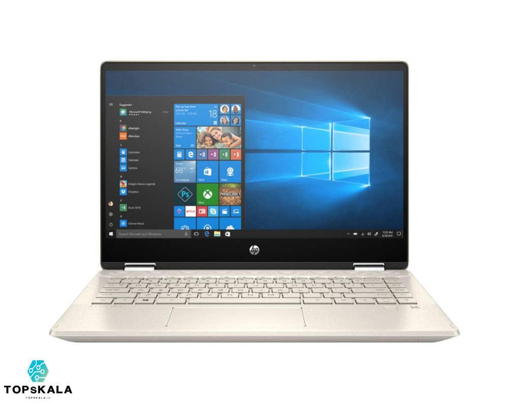 لپ تاپ استوک اچ پی مدل HP Pavilion X360 14m - dh0003dx