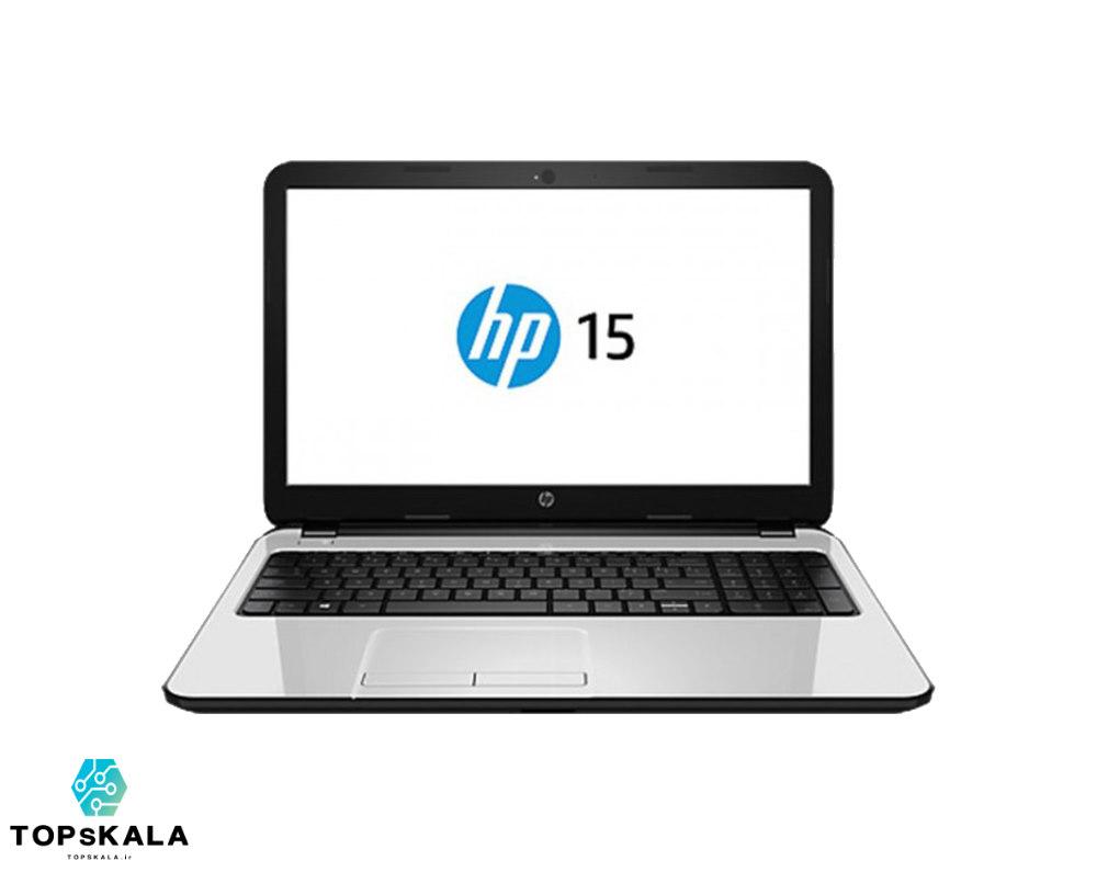 لپ تاپ استوک اچ پی مدل HP Notebook 15-R138ne