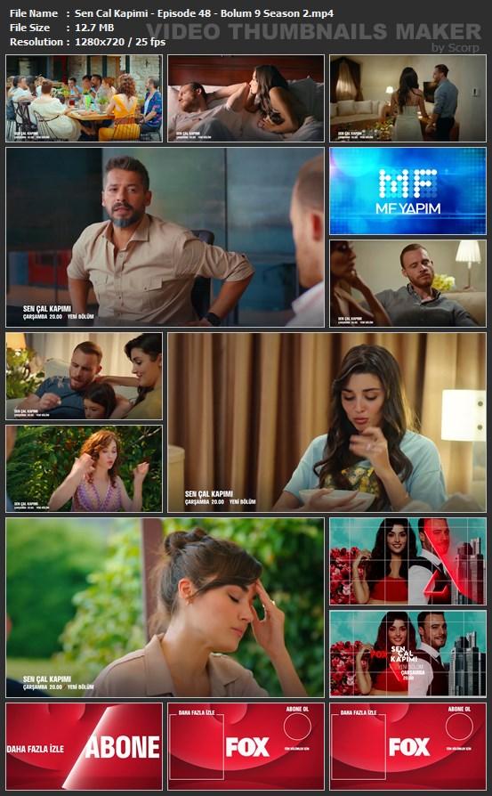 دانلود سریال ترکی تو درم را بزن قسمت 48 بدون سانسور