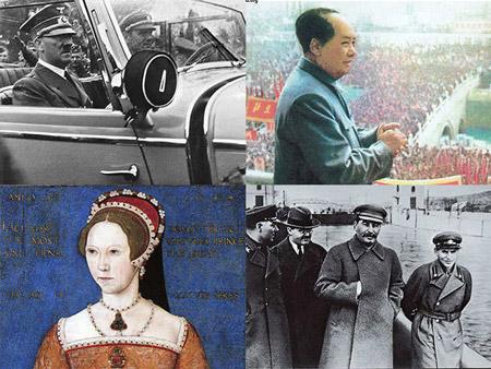 بی رحم ترین پادشاهان و دیکتاتورهای جهان Dictator