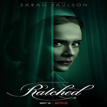 سریال رچد - Ratched 2020