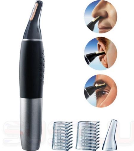 همه چیز درباره موزن بینی nose hair trimmer