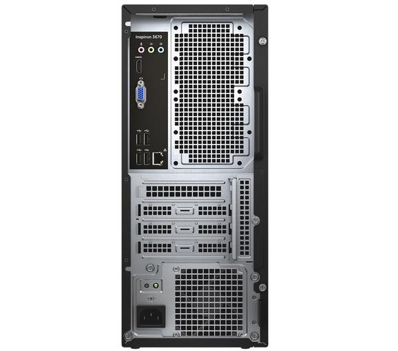 Case Dell Mini Tower Inspiron 3670 کیس استوک