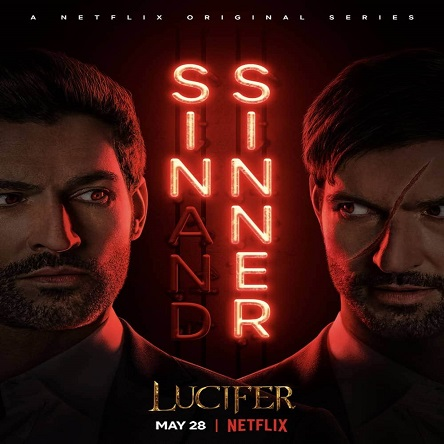 سریال لوسیفر - Lucifer