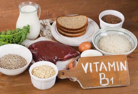 ویتامین B1 : غذاها و فواید کمبود ویتامینb1 vitaminb1
