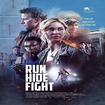 فیلم فرار کن، مخفی شو، مبارزه کن - Run Hide Fight 2020