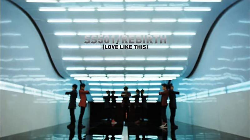 Love like this, ss501 love like this, ss501 love like this music video, ss501 music video