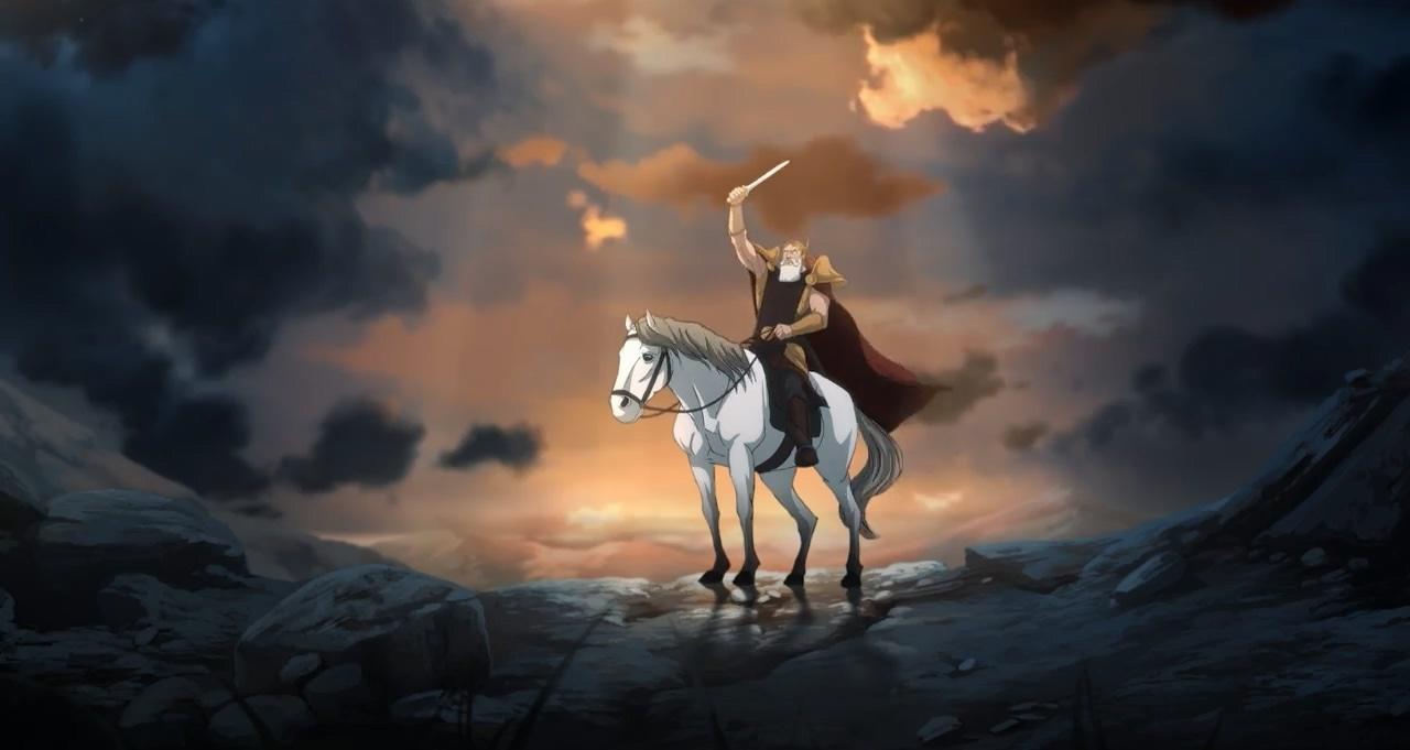 انیمیشن ایرانی آخرین داستان The Last Story