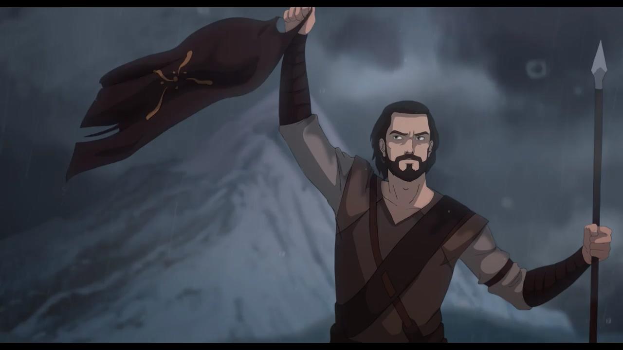 انیمیشن ایرانی آخرین داستان