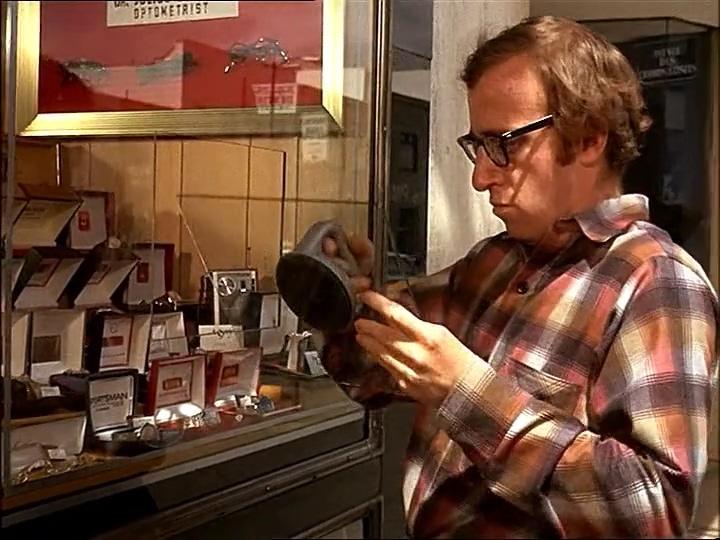فیلم سینمایی پول رو بردار و فرار کن وودی آلن