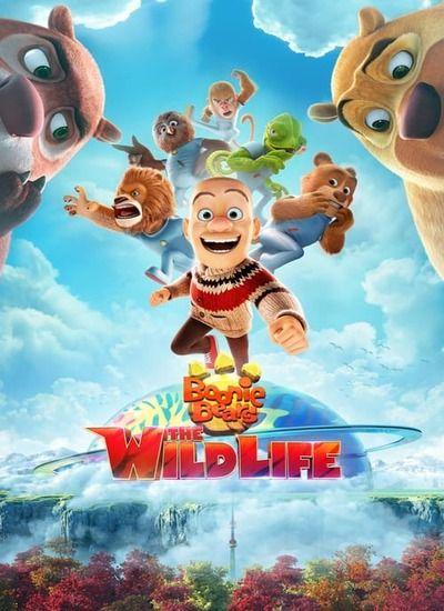 Boonie Bears: The Wild Life 2021