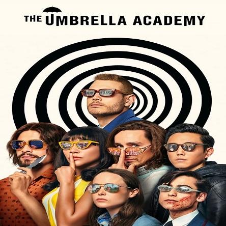 سریال آکادمی آمبرلا - The Umbrella Academy