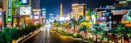 جاهای دیدنی و گردشگری لاس وگاس شهر رویایی آمریکا lasvegas