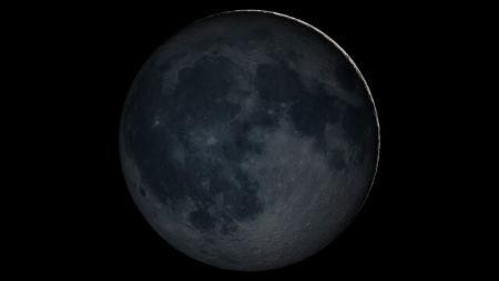 در غیاب ماه به تماشای عطارد و زهره بنشینید