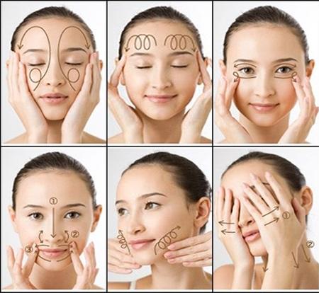 همه چیز درباره ی استفاده از روغن ماساژ صورت facial massage oil