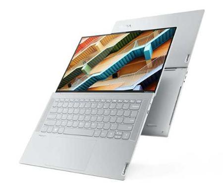 رونمایی لنوو از باریکترین لپتاپ خود The slimmest laptop