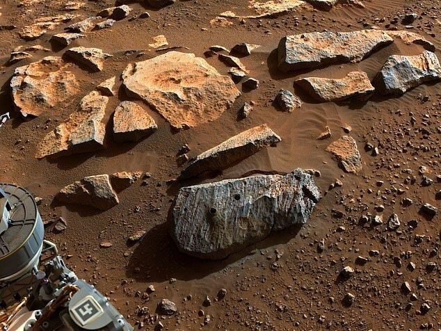 مریخ Mars زمانی قابل سکونت بوده است!