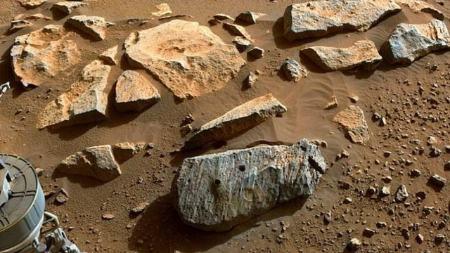 احتمال وجود حیات در مریخ قوت گرفت Life on Mars