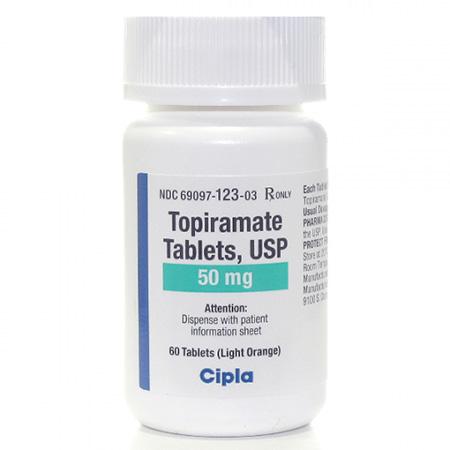 دوز و عوارض قرص توپیرامات چیست؟ topiramate