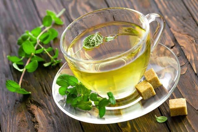 طرز تهیه دمنوش و چای نعناع Mint tea