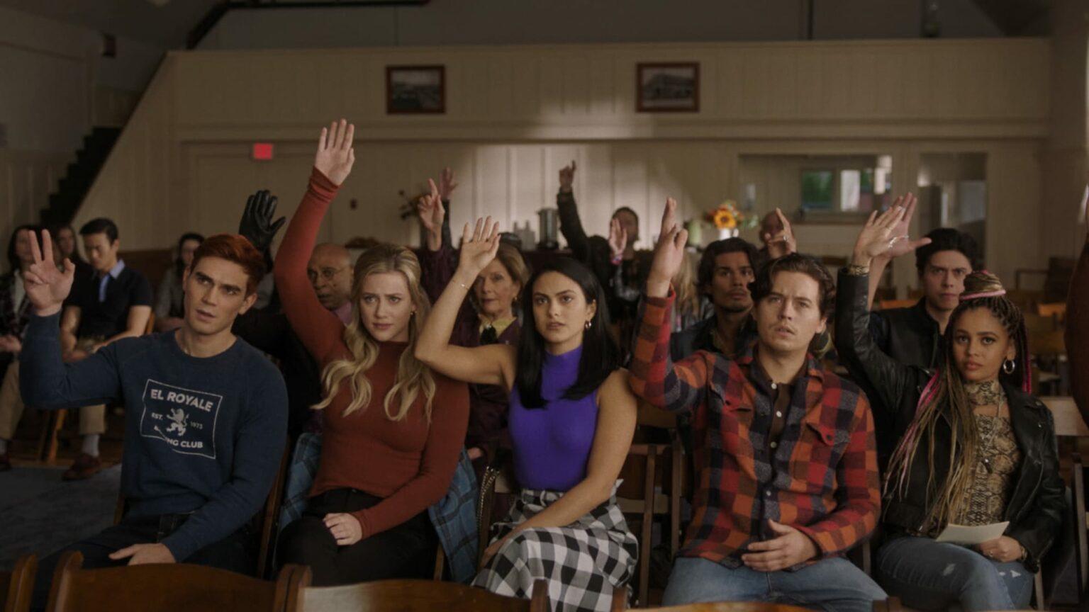 دانلود موسیقی متن سریال Riverdale