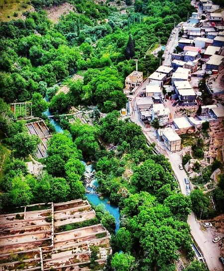 طبیعت گردی در دالاهوی کرمانشاه dalahoo