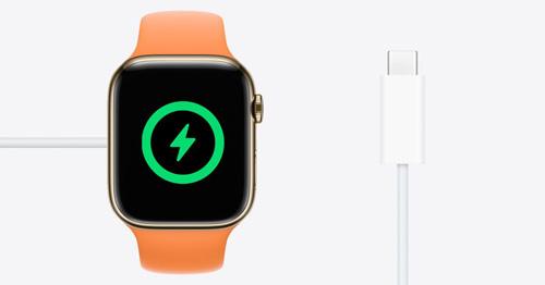 Apple Watch SE with USB-C cable,عرضه اپلواچ SE با کابل شارژ USB-C