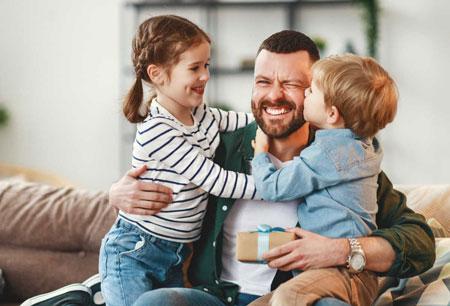 چگونه پدر خوبی باشیم؟ good father