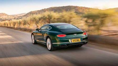 خودروی کانتیننتال جی تی اسپید 2022 هیولای انگلیسی