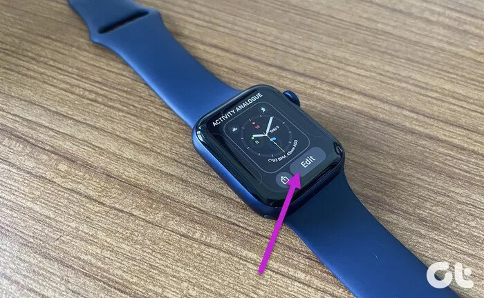 مشاهده تعداد گام ها روی ساعت اپل