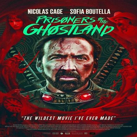 فیلم زندانیان سرزمین شبح - Prisoners of the Ghostland 2021